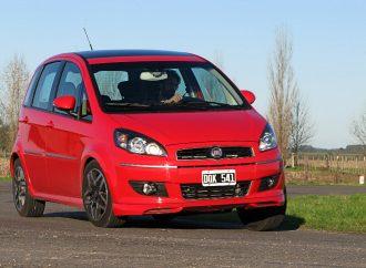 Prueba: Fiat Idea 1.6 E.TorQ Sporting