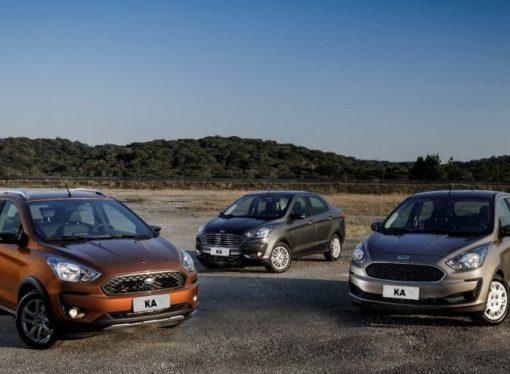 Qué trae y cuándo viene el renovado Ford Ka