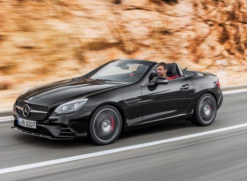 Mercedes lanza el SLC AMG 43 con precio promocional