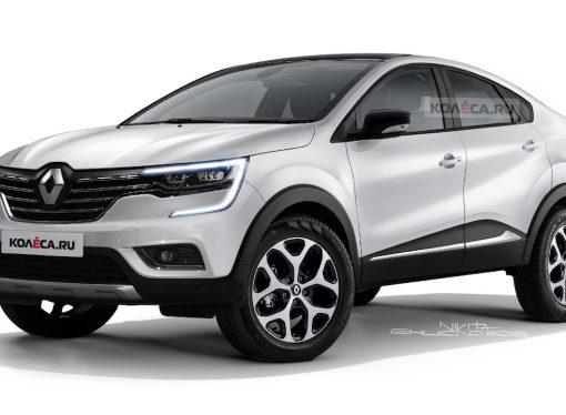 Así podría ser el SUV deportivo de Renault