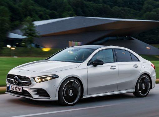 Mercedes lanza el Clase A sedán