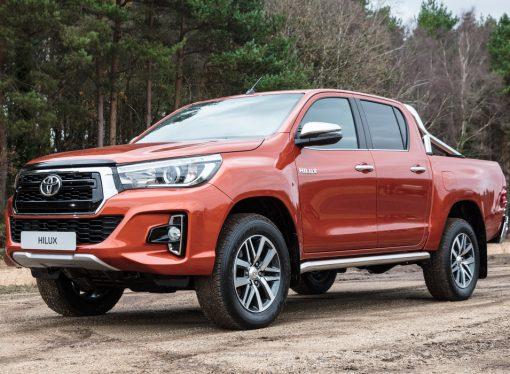 Toyota Hilux: ¿llega este año el restyling?
