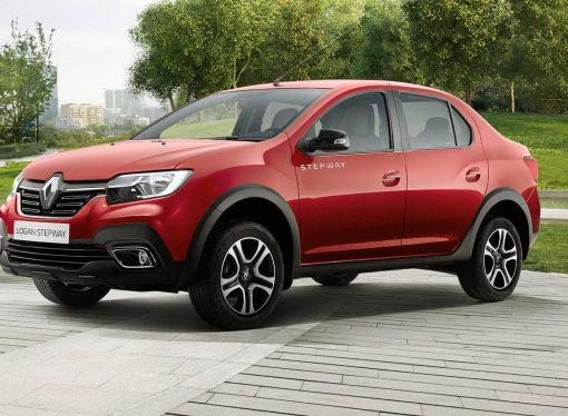 Renault lanzará el Logan Stepway en Brasil
