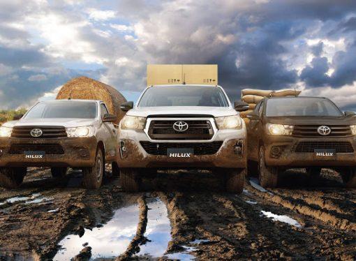 Toyota extiende a 5 años la garantía de la Hilux