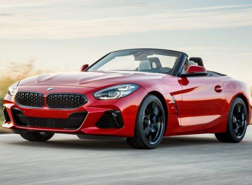 El BMW Z4 roadster ya es oficial