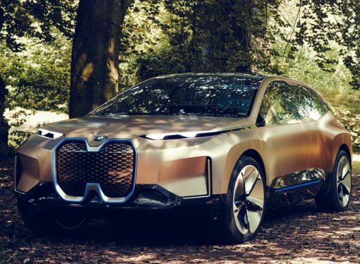 Vision iNext, el futuro eléctrico de BMW
