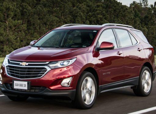 Chevrolet lanza la Equinox
