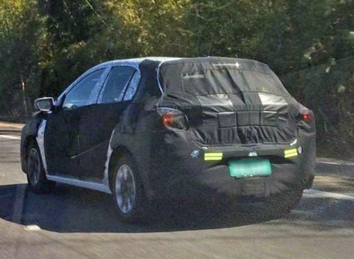 El nuevo Chevrolet Onix podría convivir con el actual