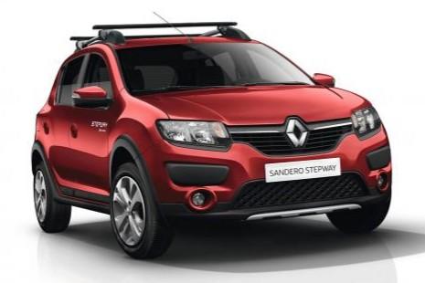 Renault lanza el Sandero Stepway Volcom