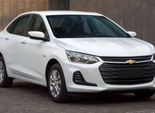El nuevo Chevrolet Prisma aparece en China
