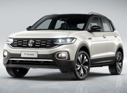 VW T-Cross: primeras imágenes y datos confirmados