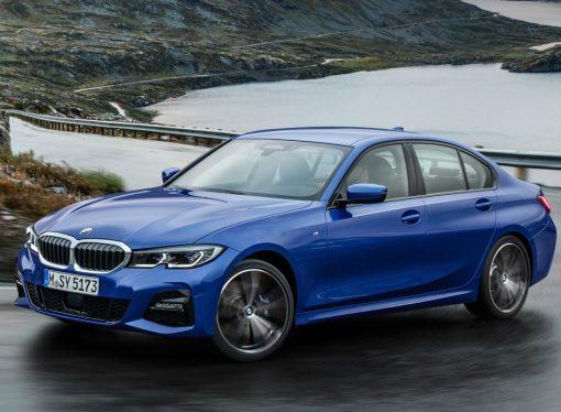 BMW presenta el nuevo Serie 3 en París
