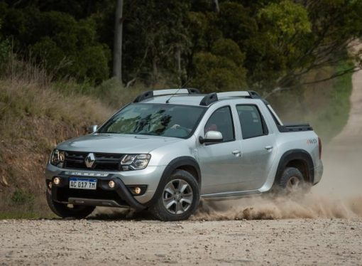 Renault lanza la Duster Oroch 4×4