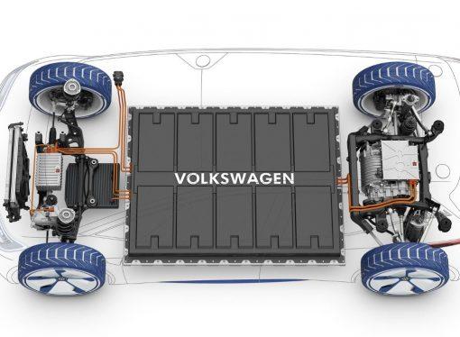Volkswagen y Ford podrían unirse en la gama eléctrica