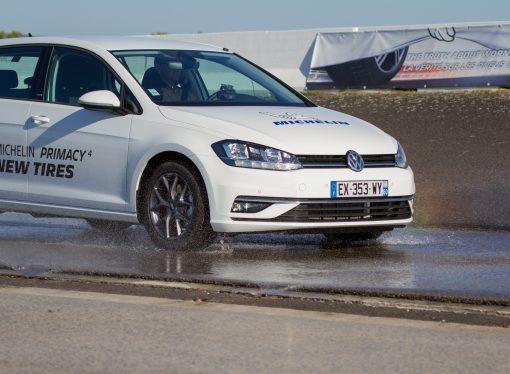 Michelin lanza el neumático Primacy 4