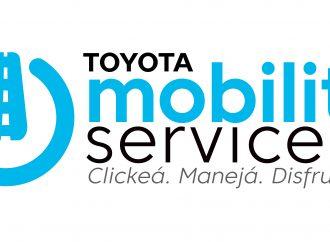 Toyota Argentina presenta su propio sistema de alquiler