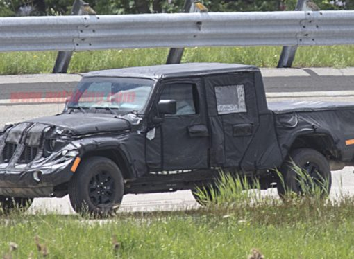 ¿La pick up de Jeep se llamará Gladiator?