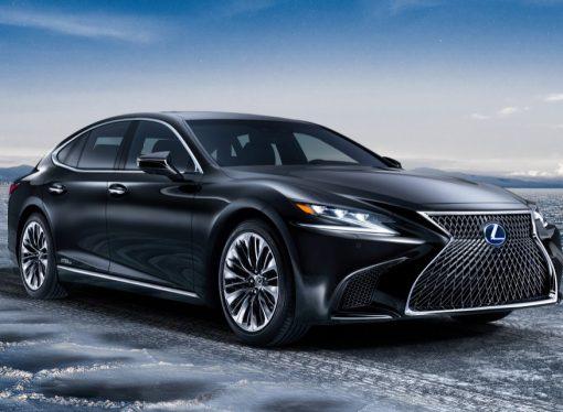 Lexus se lanza con tres modelos: versiones y precios