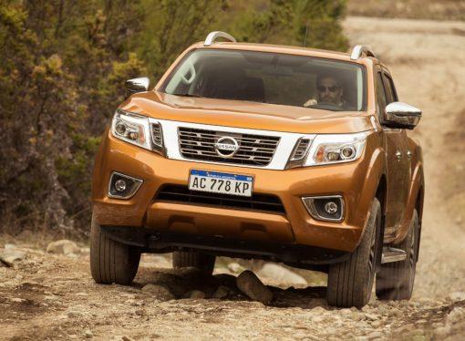 Prueba: Nissan Frontier LE 4×4 AT