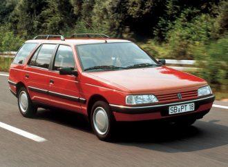 20 familiares Peugeot de todos los tiempos