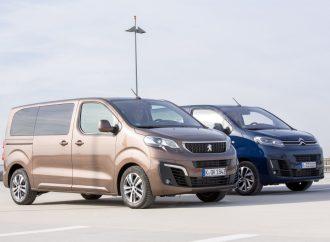 Citroën deja de vender la gama Spacetourer y Peugeot el Traveller