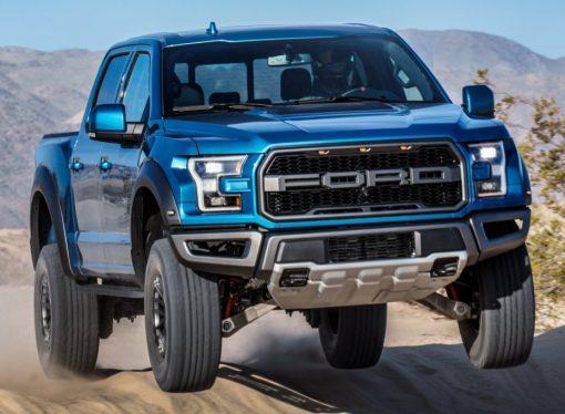 Ford importará la F-150 (y viene la Ranger Raptor)