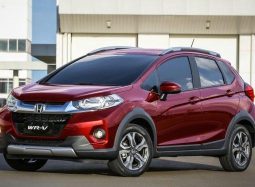 Honda lanza el WR-V