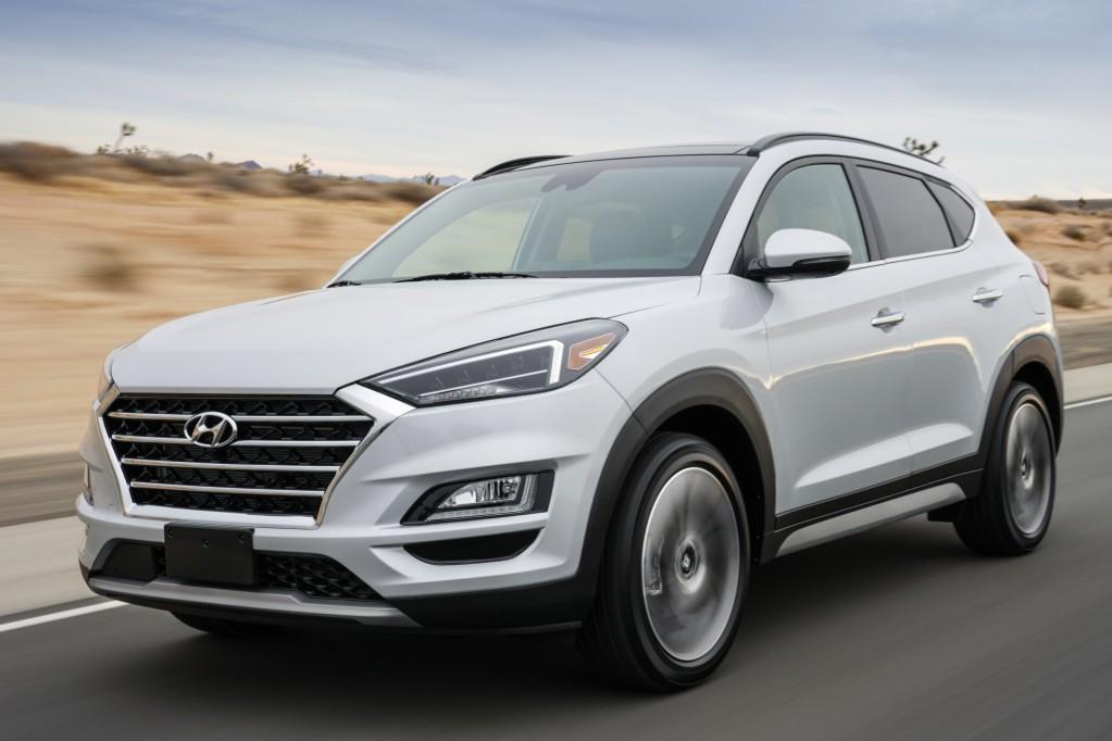 El Hyundai Tucson suma las versiones turbo