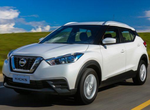 El Nissan Kicks podría ganar una versión híbrida en Brasil