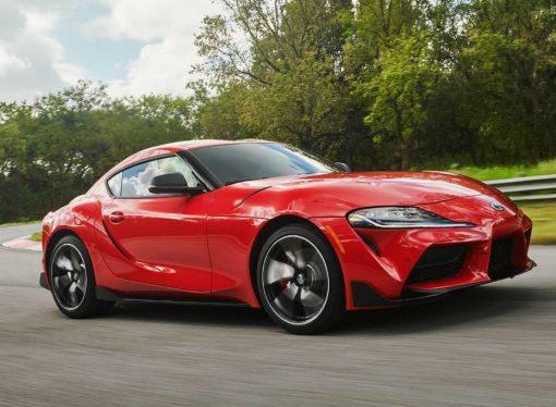 Toyota vuelve a la vida al Supra