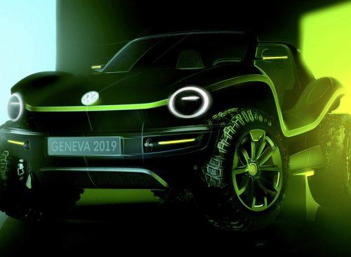 Volkswagen presentará un Buggy eléctrico en Ginebra