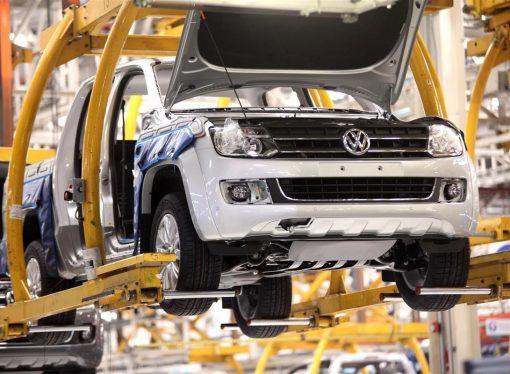 """VW Argentina deja de producir """"autos"""" después de 38 años"""
