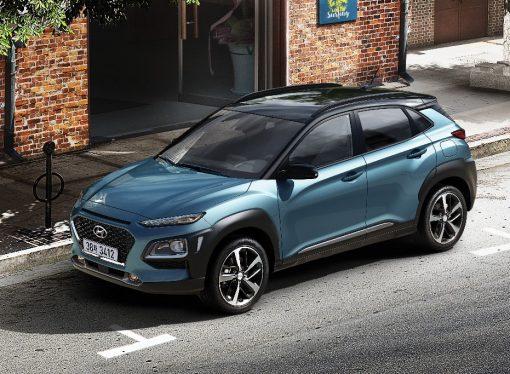 Hyundai lanza el Kona de tracción simple