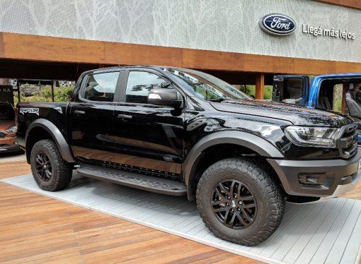 Ford Ranger Raptor: cuándo y a cuánto llega