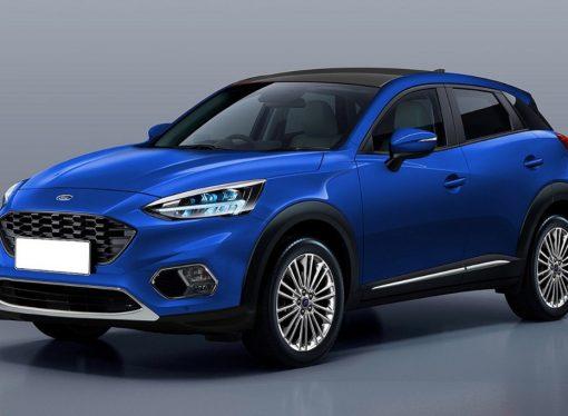 Así podría ser la nueva Ford EcoSport