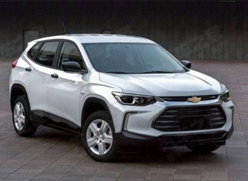Así es la nueva generación de la Chevrolet Tracker
