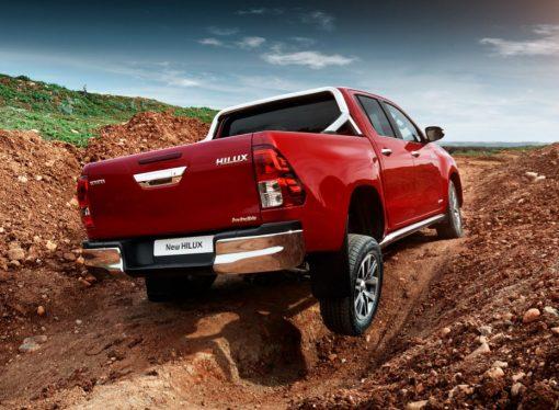 Toyota seguirá apostando por el chasis de largueros