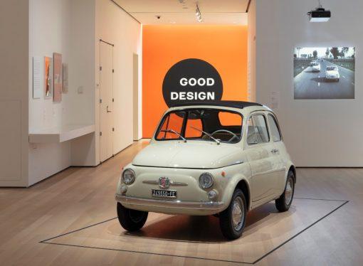 El Fiat 500 llega al Museo de Nueva York