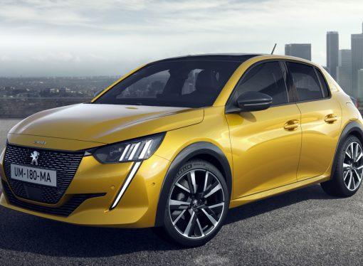 Oficial: así es el nuevo Peugeot 208