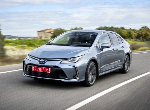 El Toyota Corolla híbrido llevará el motor del Prius
