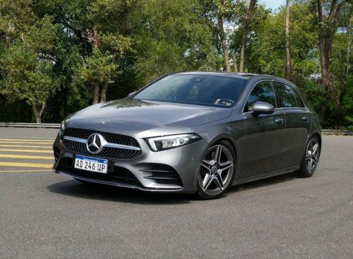 Prueba: Mercedes-Benz A250 AMG-Line