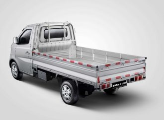 El mapa de pick ups y furgones chinos