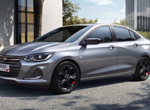 Primera imagen oficial del nuevo Chevrolet Onix