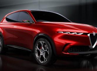 Tonale, el nuevo SUV de Alfa Romeo