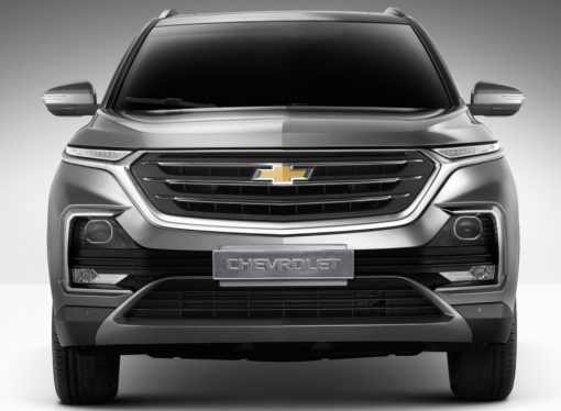 La Chevrolet Captiva revive en Tailandia