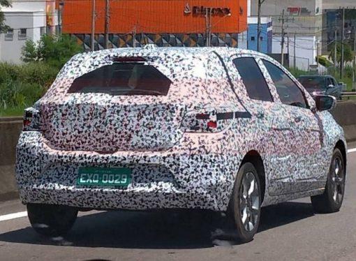 Más datos del nuevo Chevrolet Onix
