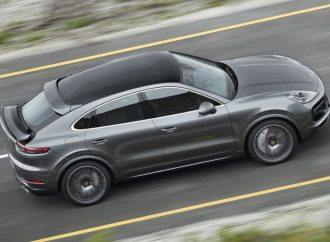 Porsche presenta el Cayenne Coupé
