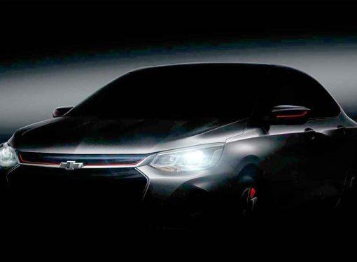 Chevrolet usará el nombre Onix en ocho modelos