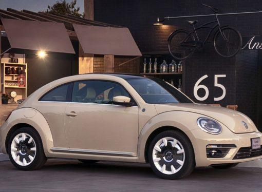 El Volkswagen Beetle se despide otra vez