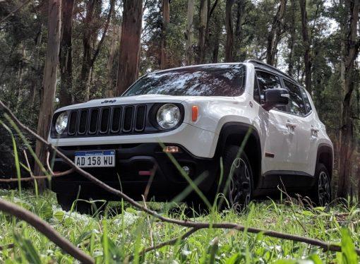 Prueba: Jeep Renegade Trailhawk 4×4 diesel
